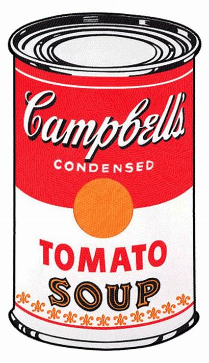Warhol Andy Soup Pop Animated Campbell Sopa
