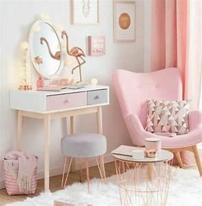 1001 conseils et idees pour une chambre en rose et gris With tapis enfant avec canape swan