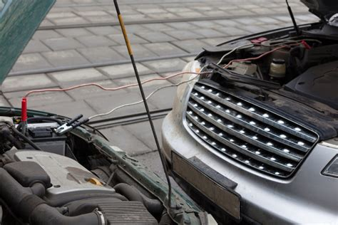 Guide To Jump Starting Your Car From Henderson Tow Truck