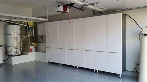 Custom Garage Cabinets and Garage Organization Systems