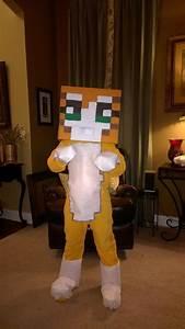 Minecraft Villager Costume For Sale