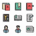Library Icons Librarian Transparent Vector Pluspng