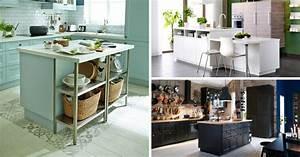Ilot Central Pour Cuisine : lot central le top10 pour votre cuisine ~ Teatrodelosmanantiales.com Idées de Décoration