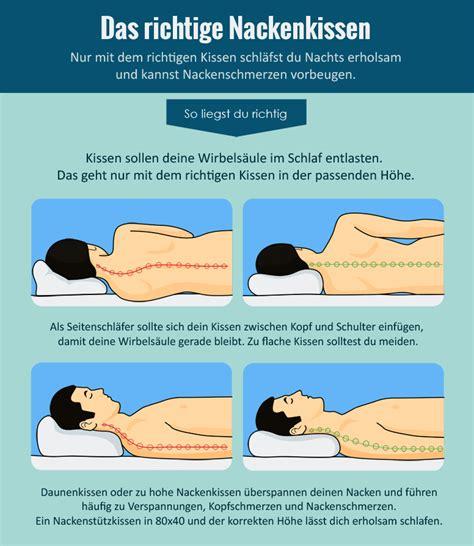 Die besten Nackenkissen für erholsamen Schlaf im Test