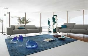 canape roche bobois en 25 photos mobilier haute de gamme With tapis couloir avec canapé contemporain roche bobois