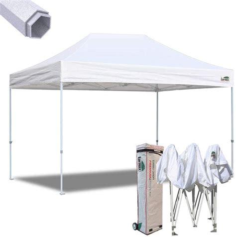 eurmax premium  ft ez pop  canopy instant canopies shelter outdoor party gazebo
