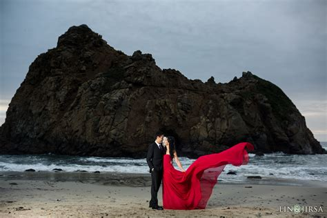 pfeiffer beach big sur couples session christina jason