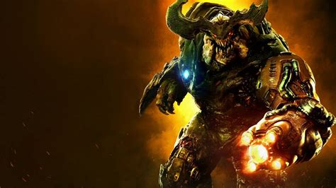 Doom 4 (2016) Mick Gordon Soundtrack  Cyberdemon Youtube