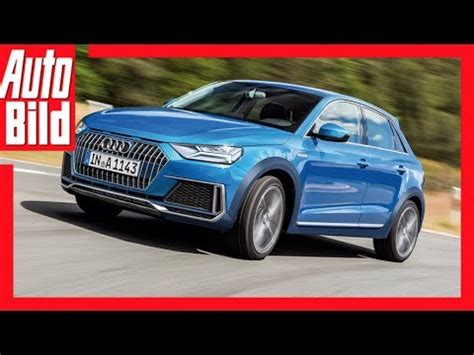 Audi Q1 (2019)  Suv Auf A1 Basis Vorschaudetails Youtube
