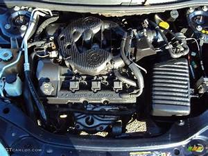 2004 Dodge Stratus Sxt Sedan 2 7 Liter Dohc 24