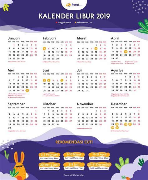 kalender libur nasional  kalender buku mewarnai