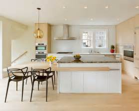 Kitchen Table Island Combination Island Table Combination Ideas Pictures Remodel And Decor