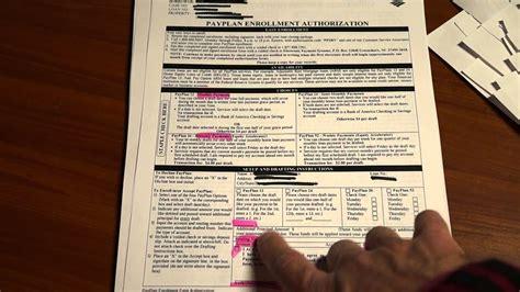 loan signing document tutorial va  youtube