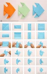 Origami Stern 5 Zacken : faltende 5 spitze origami stern weihnachtsverzierungen fische basteln origami papier origami ~ Watch28wear.com Haus und Dekorationen