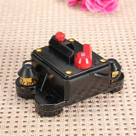Boat Stereo Static by 150a Car Marine Boat Bike Stereo Audio Inline Circuit