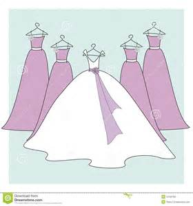 bridesmaids free and bridesmaids dresses royalty free stock images image 13796769