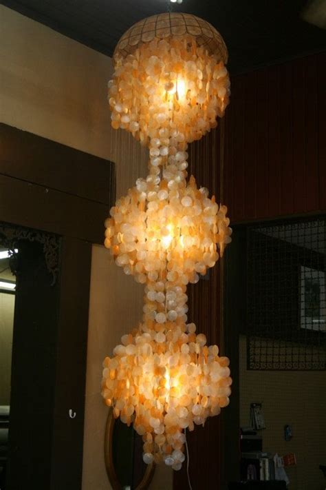 Capiz Chandelier Philippines by 10 Diy Capiz Shell Chandeliers Guide Patterns