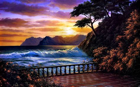 Beautiful Sunset Wallpapers  Wallpaper Cave