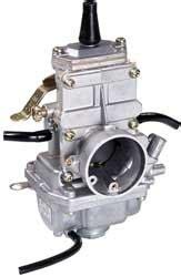 carburetor mikuni flatslide  mm methanol