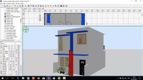 desain rumah   lantai minimalis  kamar tidur youtube