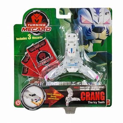 Mecard Turning Crang Starter Pack