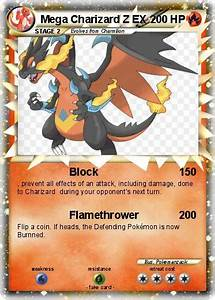 Pokémon Mega Charizard Z EX 1 1 - Block - My Pokemon Card