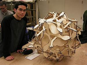 Assembly of Wood Sculpture photo