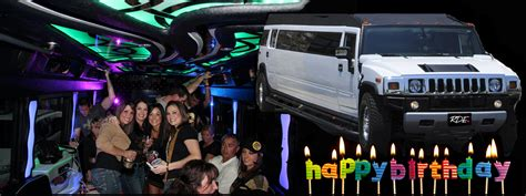 Birthday Limousine by Birthdays Raleigh Limos