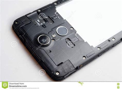 Telefono Interno Telefono Cellulare Moderno Interno Con Il Sensore Dell
