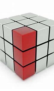 3D Metal cube - 001 - concept-w design works
