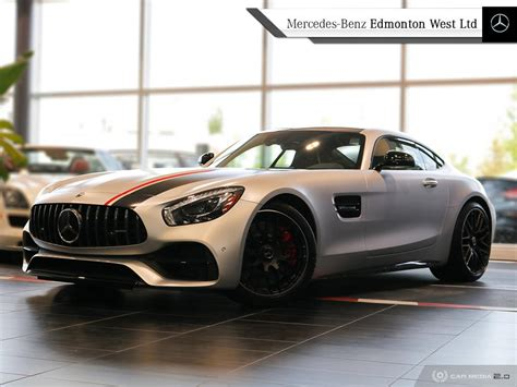 The base gt model has the lowest power output of the family but still comes well equipped. New 2019 Mercedes-Benz AMG GT C Coupe 2-Door Coupe in Edmonton, Alberta