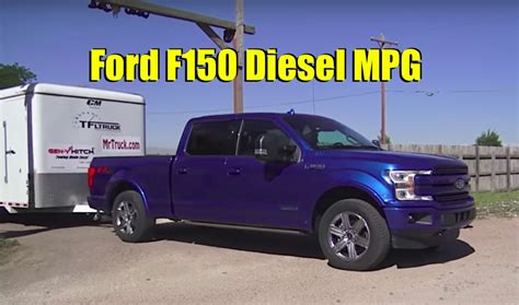 How Efficient Is The 2018 Ford F150 Diesel