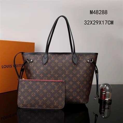 aaa replica designer lv louis vuitton neverfull medium  bags mm monogram handbags lv