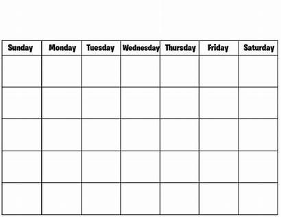 Calendar Blank Fotolip