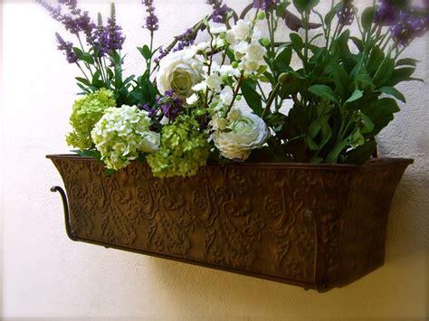Hängende Blumen Für Balkonkästen by Ein Rustikaler Blumenkasten F 252 R Balkon Zur Bepflanzung