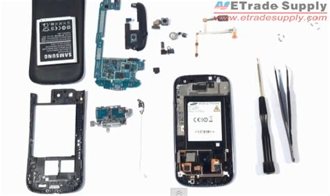 samsung galaxy  gt  assembly tutorials