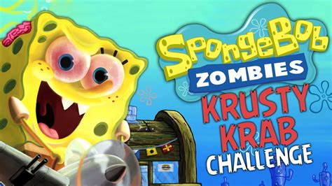 Krusty Krab Challenge ★ Call Of Duty
