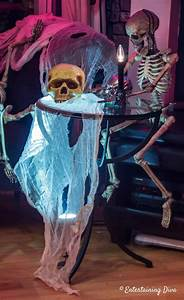 Indoor, Halloween, Lighting, Effects, And, Ideas, That, Will, Make, Your, House, Look, Spooky, In, 2020, With