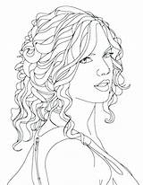 Portrait Coloring Pages Self Famous Portraits Artist Artists Getdrawings Getcolorings Printable Colorings sketch template