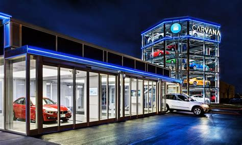 Carvana Car Vending Machine Opens In Nashville (video