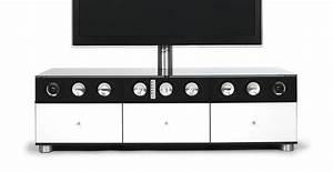 Meuble Tv Home Cinema Intégré : meuble tv haut parleur integre ~ Melissatoandfro.com Idées de Décoration