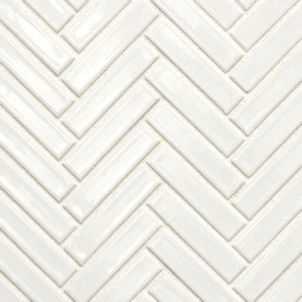 glazed herringbone collection nemo tile stone glazed herringbone mosaic ceramic