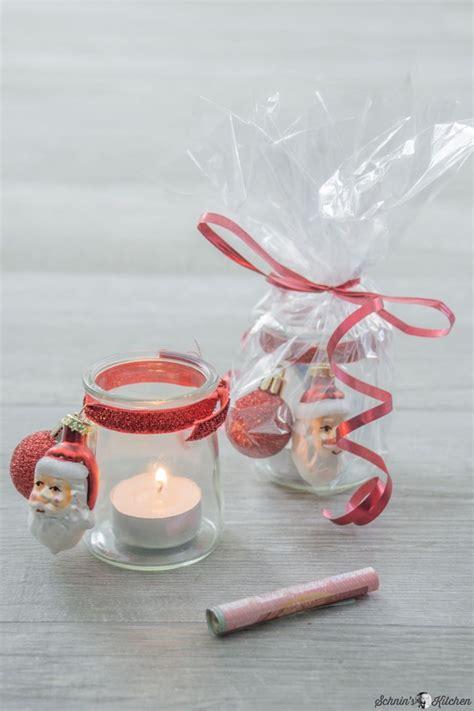 geldgeschenke verpacken weihnachten geldgeschenke weihnachtlich verpacken im teelichtglas schnin s kitchen