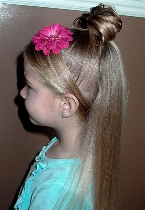 little girl s hairstyles how to do hair for school pics