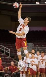Men's volleyball prepares for final home matches | Daily ...