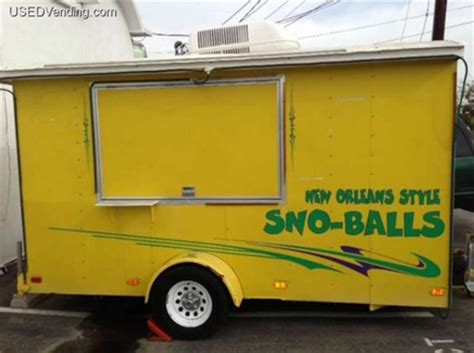 snowball trailers  sale mobile snow cone stands
