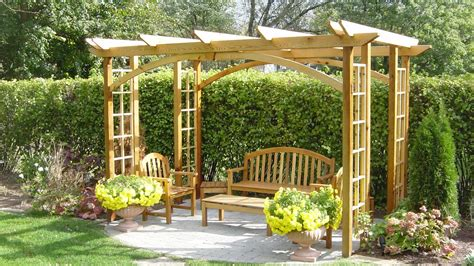 garden structures wooden garden structures abg tree services and hard landscaping