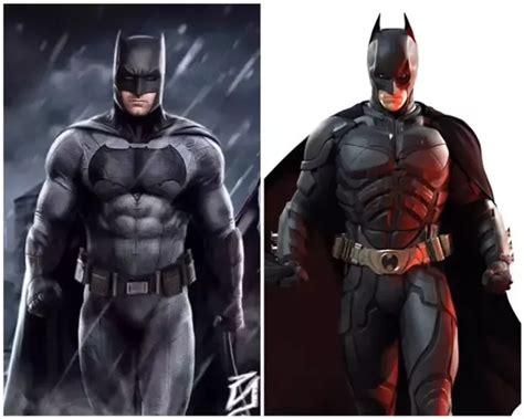 Christian Bale Batman Fought Ben Affleck