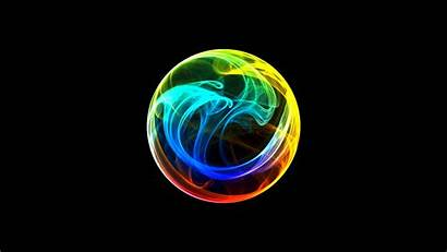 Background Circles Smoke Backgrounds Orbs Circle Colored