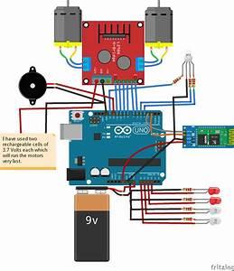 High Speed Arduino Rc Car